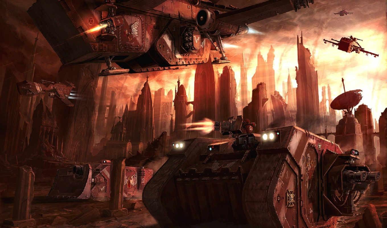 космос, warhammer, marines, корабли, космические,