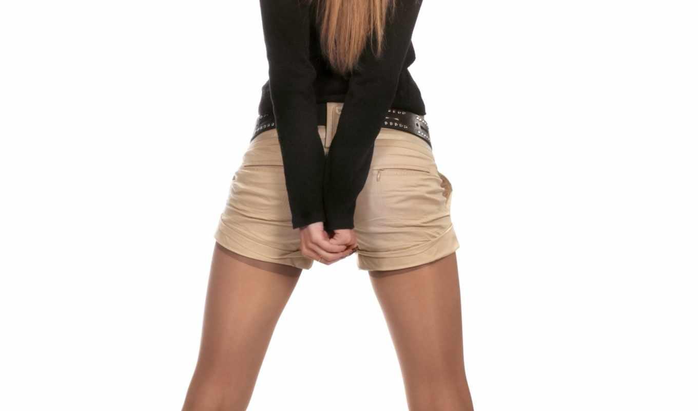 руки, трусы, stockings, спинои, шортах, девушка, foto, devushki,