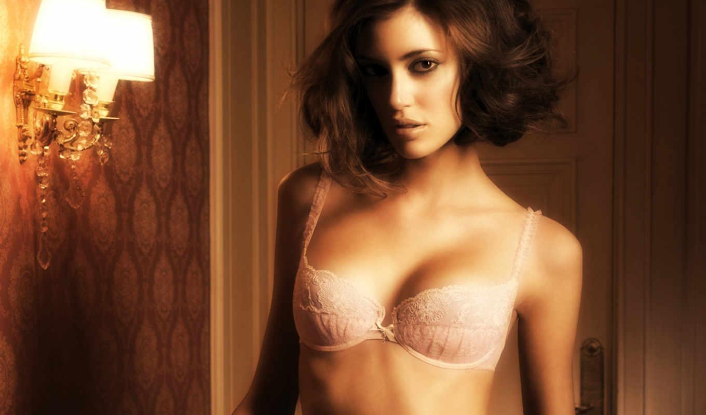 белье, девушки, девушка, лампа, грудь, нижнем, нравится, картинка, красивые,