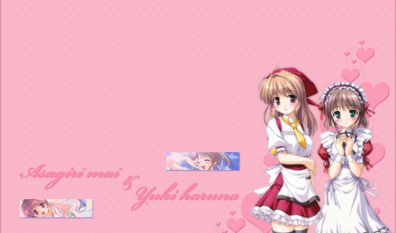 arterial, fortune, mae, yoake, anime, yori, ruri, iro, similar,
