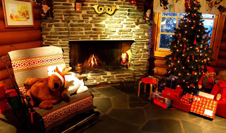 елка, комната, картинка, картинку, праздники, this, christmas, voda, tenerife, android, подарки,