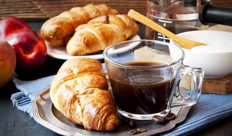 coffee, kapuchina, завтрак