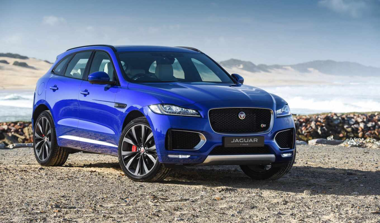 jaguar, pace, blue, вид, взгляд, previe, car, лист, availability, school, впервые