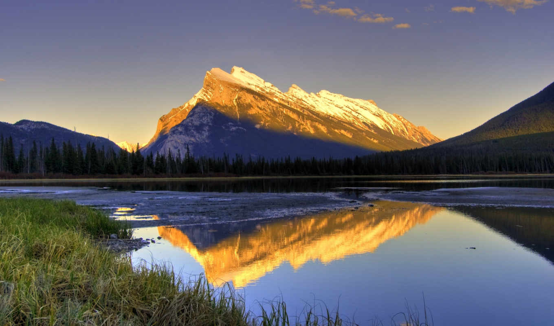 озера, реки, природа, вершины, балла, горы, красота, wallpaper, lakes, wallpapers,