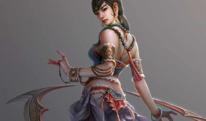 узор, спиной, тату, девушка, арт, татуировка, бусы, широкоформатные, similar, women, asian, digital,