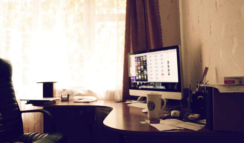 стол, imac, mac, apple,