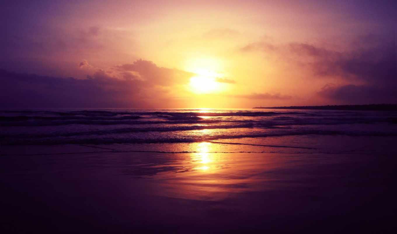 закат, mehta, море, небо, фон,