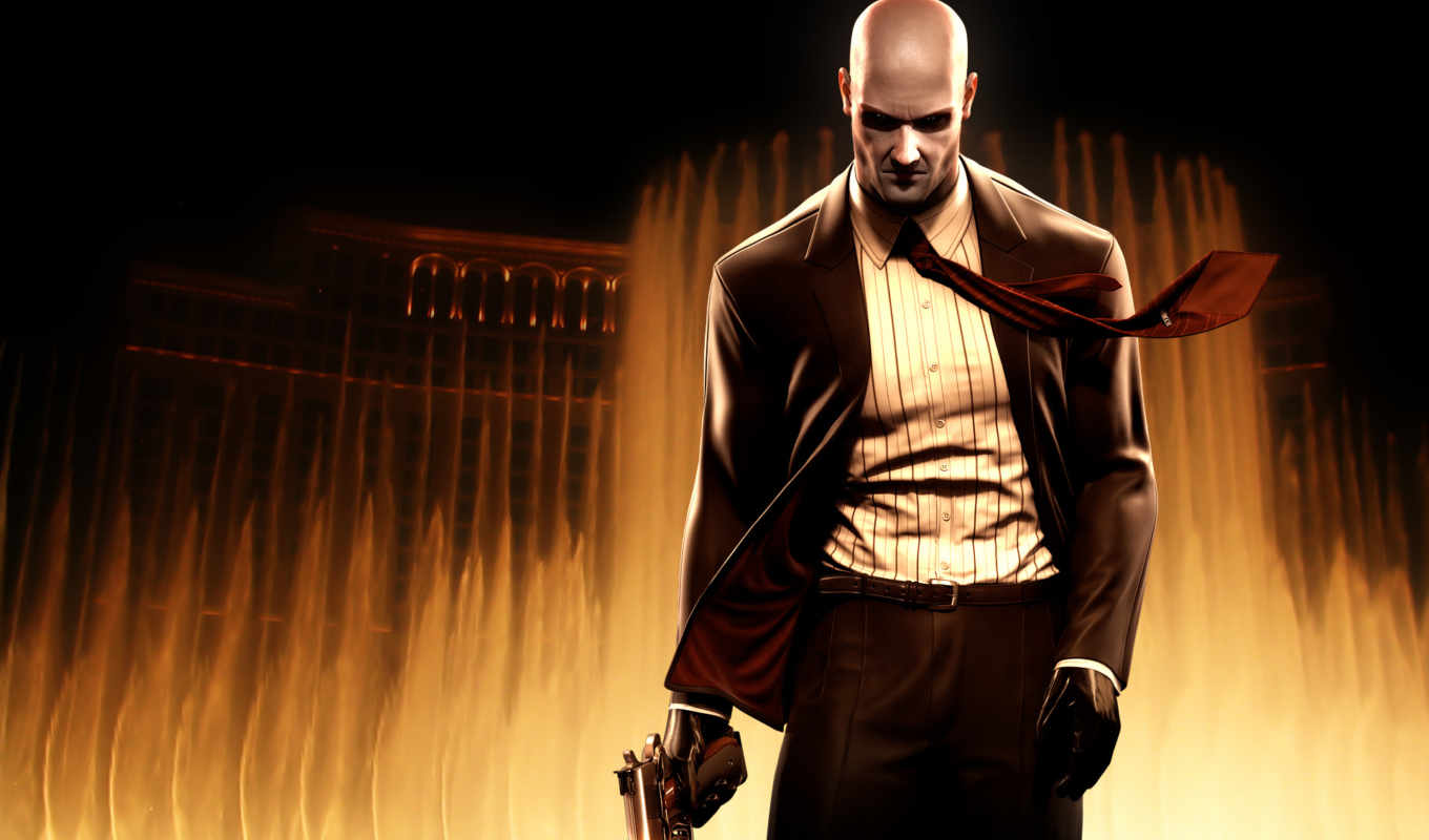 hitman, blood, money, пистолетом, game, games, video,