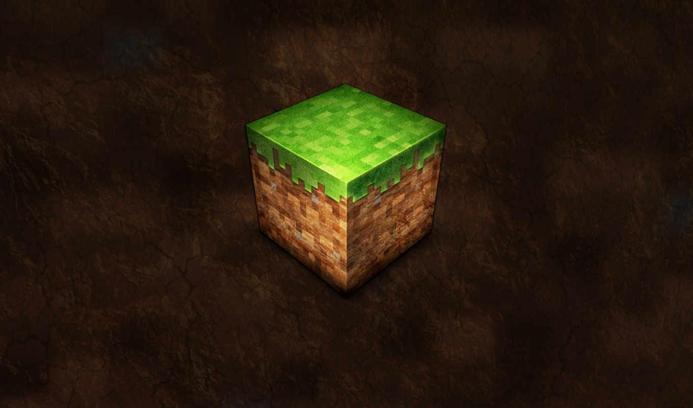 minecraft, кубик, трава, земля, block, смотрите, download, with, экрана, номером, you, blocks, монитора, tags, donate, xbox, планшета, смартфона, watch,