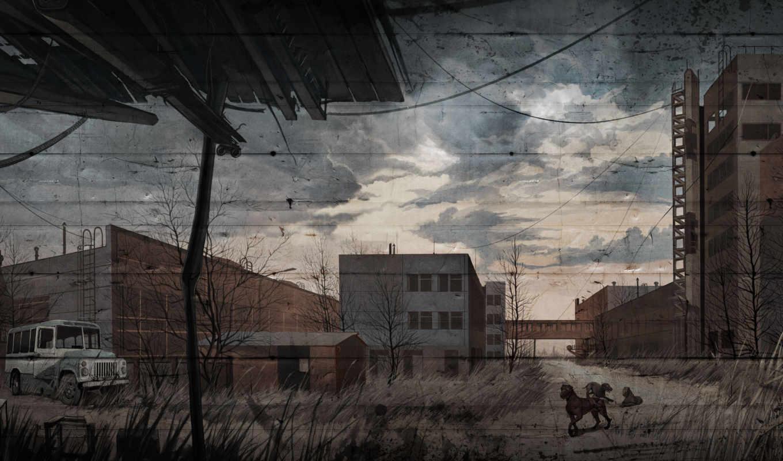 stalker, call, pripyat, припяти,