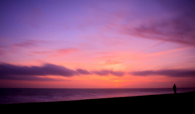 берег, вода, море, пляжи, океан, побережье, настроение,