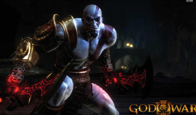 war, god, kratos,