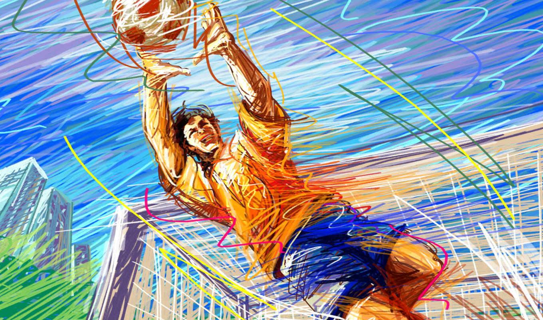Картинка спорт творчество