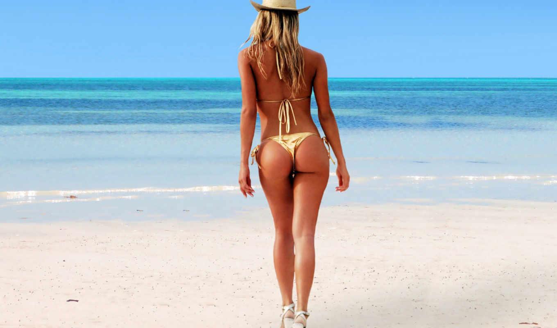 beach, babe, hot, попка, пляж,море,секси,