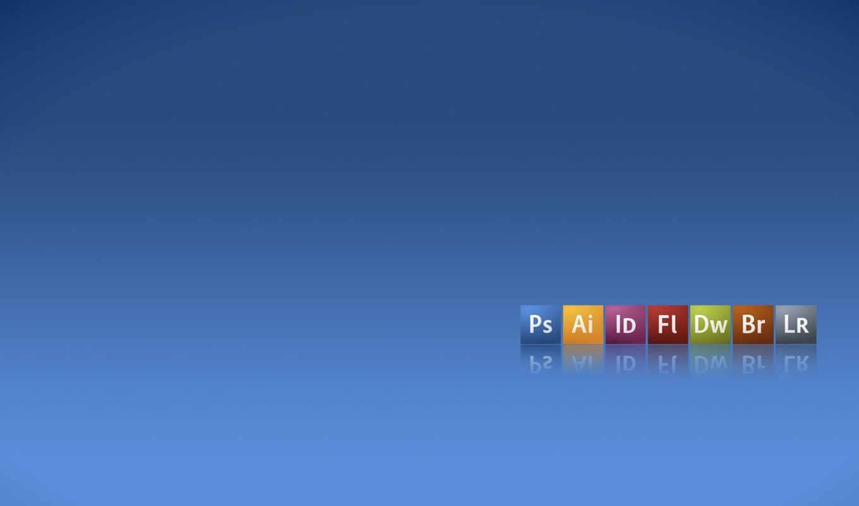 adobe, photoshop, иконки, продукция, логотипы, creative, illustrator, bridge, ярлыки, dreamweaver, suite, facebook,