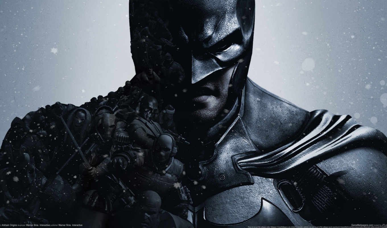 batman, arkham, origins,