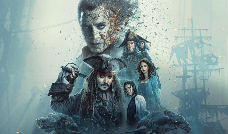 pirates, caribbean, месть, salazar, воробей, dead, jack, мертвецы, байки, men,