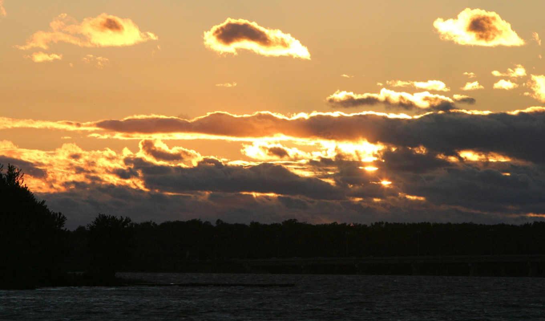 sunset, nature, sunsets,