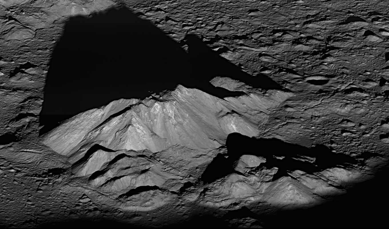 луны, хаббл, crater, луне, луна, telescope, самый, телескопа,
