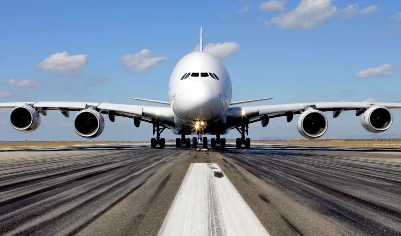 airbus, mare, avion, din,