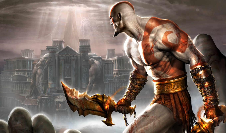 god, war, game, games, kratos, download, hyundai, collection, player, video, desktop,