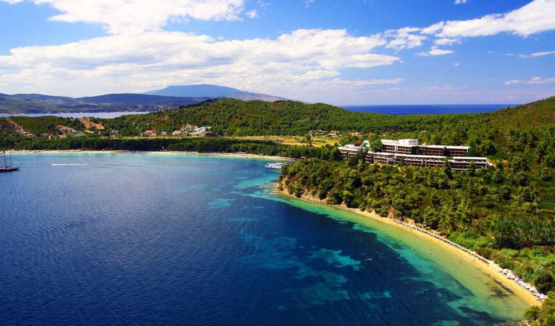 картинка, skiathos, beach, koukounaries, скиатос, необычно, красиво, вид, greece, despoina, studios, отель,