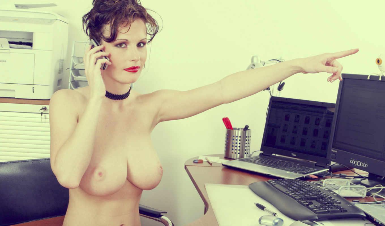 девушка,голая,титьки,грудь,секси,секретарша,
