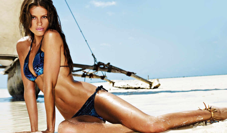 девушка, яхте, яхта, грн, пляж, девушки, песок, пляже, прогулка,