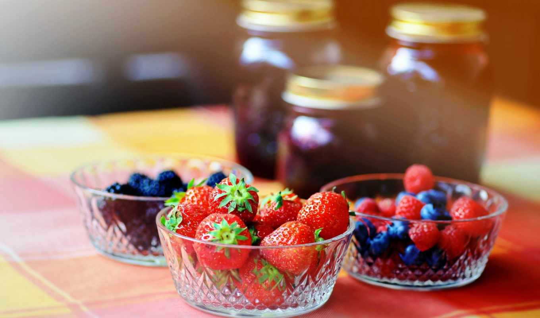 blackberry, черника, ягоды,