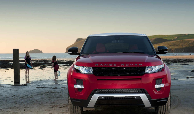 rover, evoque, range, land, door,
