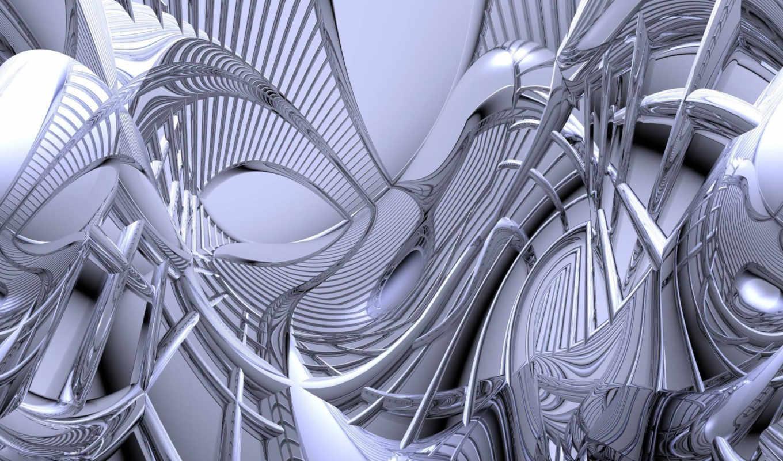 this, tubes, silver, desktop, планшетный, abstract, free,