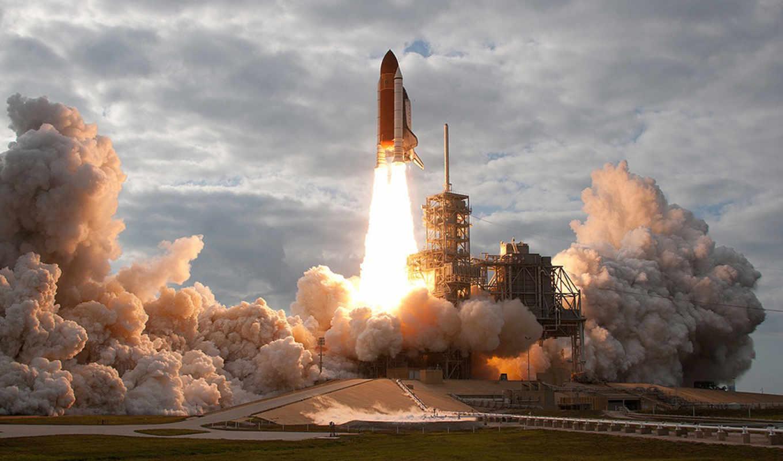 шаттл, взлёт, космос, смотрите, картинка, картинку, космодром, похожие,
