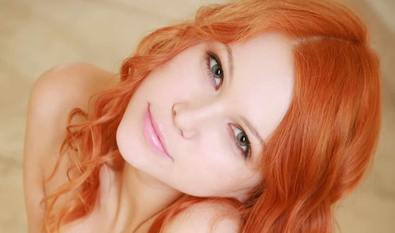 redheads, fawn, ariel, piper, women, frauen, lidiya, desktop, hintergrundbild,
