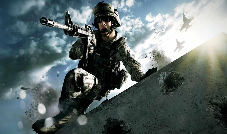 battlefield, игры,