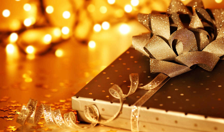 new, год, christmas, праздник, дар, tape,