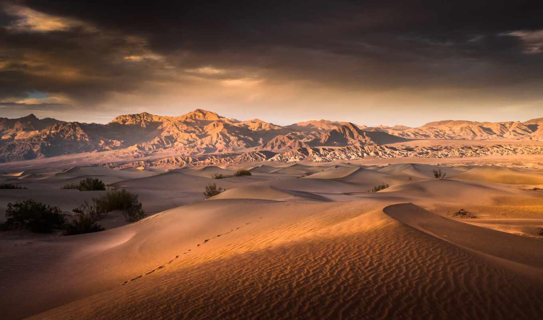 dune, пустыня, смерть, картинка, долина, песок, kalifornii, рельеф, aeolian, природа, добавить