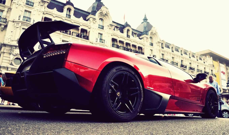 lamborghini, cars, red, vehicles,