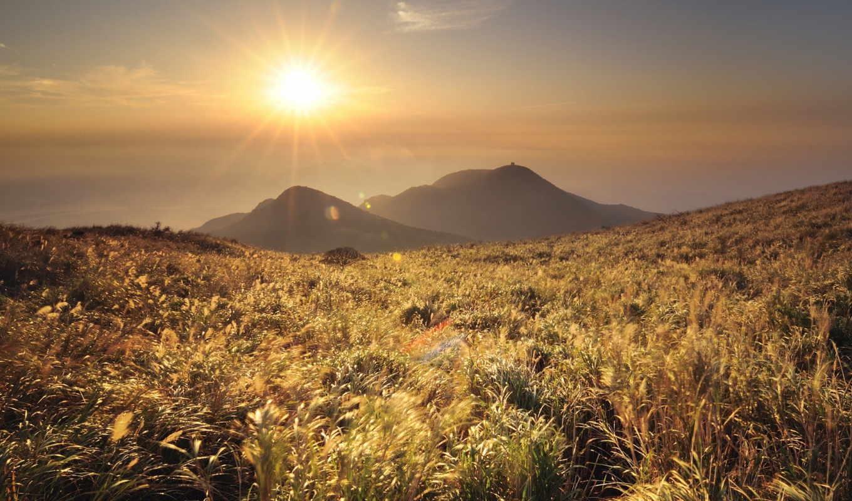природа, горы, пейзажи -, красивые, красивая, картинка, devushki,