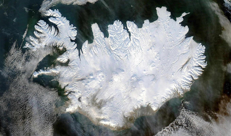 iceland, остров, sland, der, талант, winter, volcanic, glacier