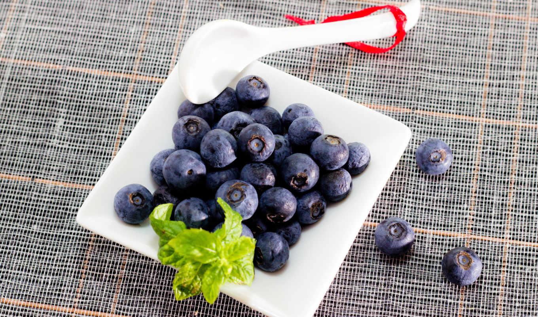 fruits, черника, barries, black,