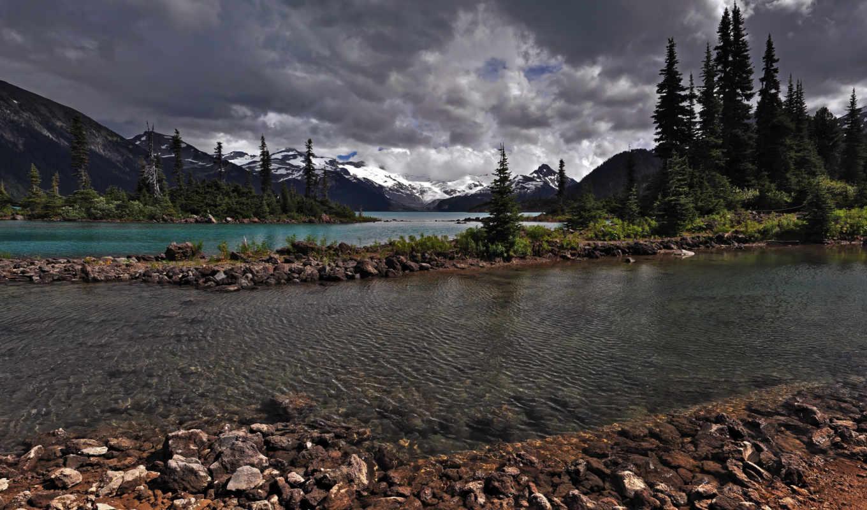 гора, ручей, рекой, пейзаж, desktop, river, with, фотографии, download, популярные, photos, рисунки,