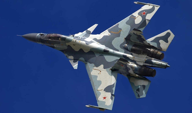 су, су-30, flanker, самолеты, sukhoi, авиация, дек, космос,