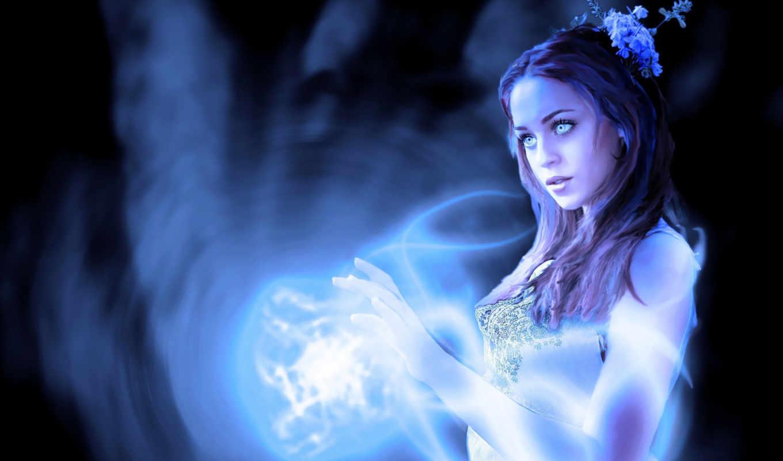 witch, fantasy, eyed, blue, give, часть,