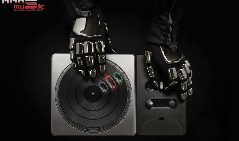 daft, punk, герой, mix, techno, dance,