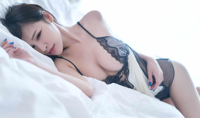 devushka, азиатка, красивый, сексуальный, aziatskii, смотрет, нью, красотка, сейчас, pryamoi, японский