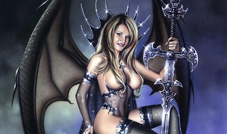 metal, girls, posted, fantasy, power, diez, originally, carlos, kimmie, slimxoxol, quote, ballads,