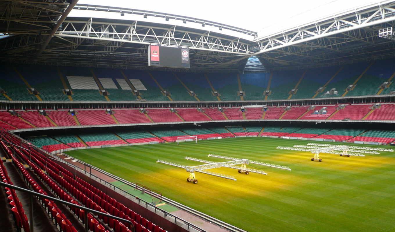 stadium, millennium, кардиф, уэльс, cardiff, спорт, thomas,