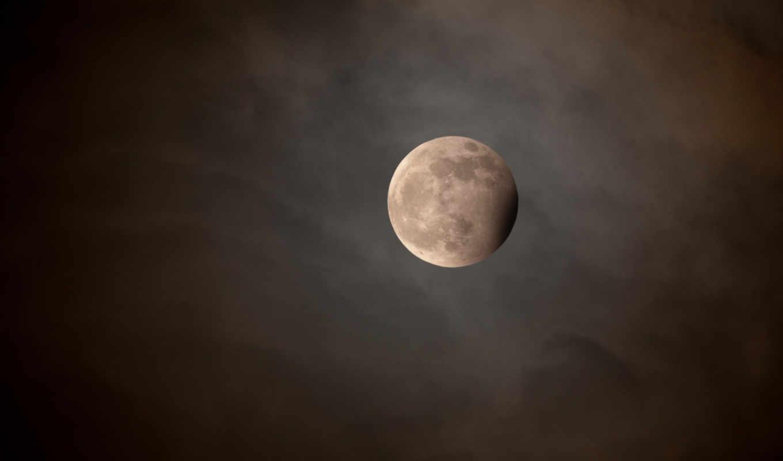ночь, луна, облака, blue, haber, space, ay, любого, eclipse, copyright,