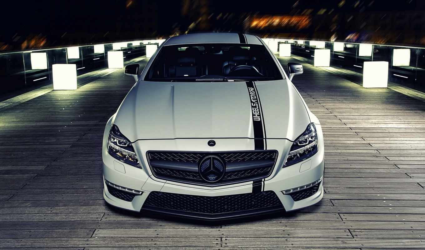 mercedes, мерседес, cls, benz, тюнинг,