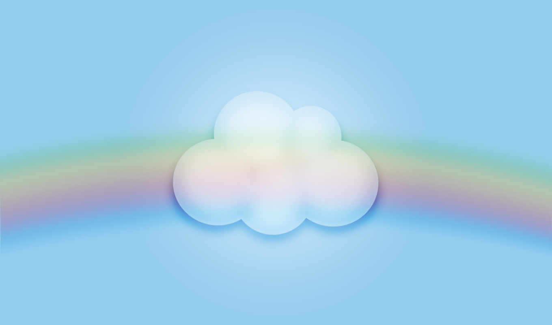 облако, радуга, туча, картинка, wallpaper, hd, бесплатные,